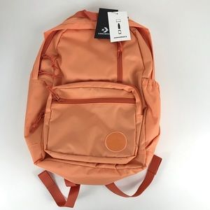 New Converse All Star Orange multipocket Back pack